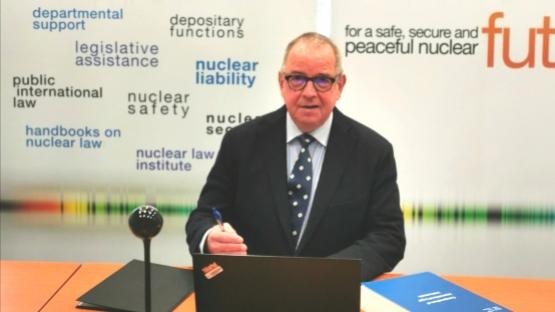 RAS0085 - Establishing and Enhancing National Nuclear Legal Frameworks in Member States