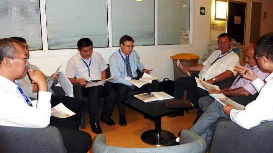 INMA technical meeting
