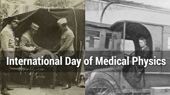 IAEA Commemorates the World's First Medical Physicist on the International Day of Medical Physics