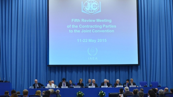 Fifth Review Meeting of Contracting Parties to Joint Convention
