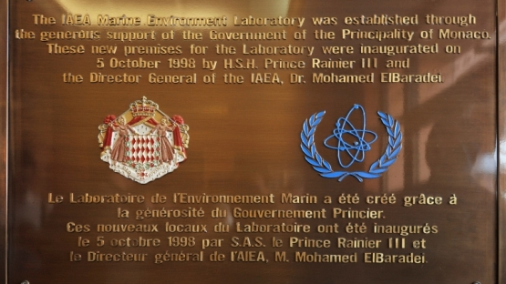 The IAEA Environment Laboratories in Monaco are celebrating 20 years in their current location at Port Hercule, where each day, a team of scientific, technical and administrative staff work to tackle pressing environmental issues through nuclear and isotopic techniques.