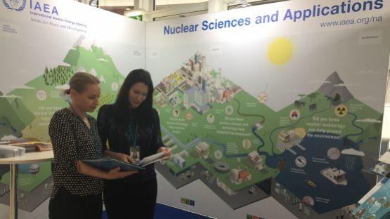 The IAEA Department of Nuclear Sciences and Applications will host five side events during the 62nd IAEA General Conference.