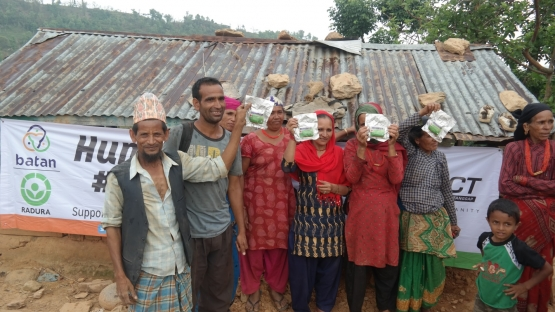 Nepal receives support from IAEA and partner organization after earthquake