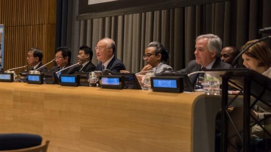 IAEA NPT Side Event – How the Atom Benefits Life