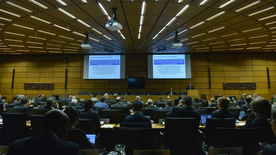 Home: International Conference on Nuclear Security
