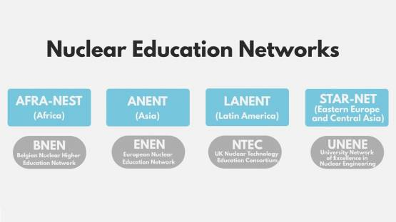 Nuclear Education Networks