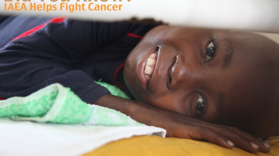 'Unless we take urgent action, by 2030 over 13 million people will die from cancer every year. The majority of these deaths will occur in developing countries.' <br />- IAEA Director General Yukiya Amano