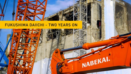 Two years after the accident at Fukushima Daiichi Nuclear Power Plant, work continues to ensure the damaged units remain stable and to prepare for the long and challenging task of decommissioning.
