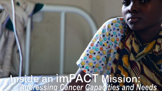 To help address an increasing incidence of cancer in low- and middle-income countries, the IAEA's Programme of Action for Cancer Therapy (PACT) offers the imPACT mission service. Providing Member States with a comprehensive assessment of cancer control capacities and needs, PACT has implemented imPACT missions in over forty countries to date.