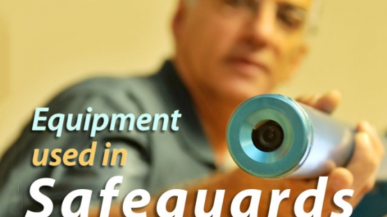 There are many tools available to the IAEA Safeguards inspector. Some of these tools are unique to the IAEA - made specially to ensure that inspectors receive accurate and timely information about states' nuclear activities. The tools also enable inspectors to determine whether the data collected has been falsified or tampered with. This collection of photos looks at some of those tools both in the field and at the IAEA's headquarters in Vienna, Austria.