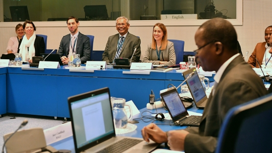 IAEA Holds First School on Drafting Nuclear Security Regulations for