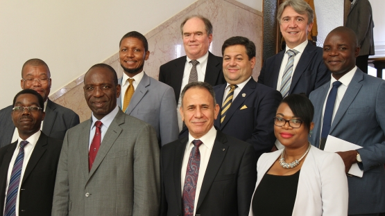 IAEA Advises Mozambique on Strengthening Regulatory Infrastructure