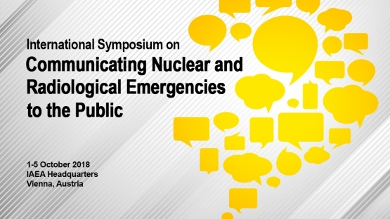 Home: International Symposium on Communicating Nuclear and