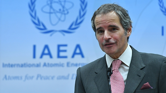 Rafael Mariano Grossi, IAEA Director General