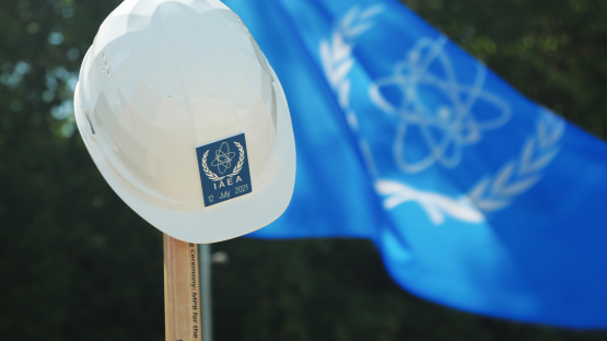 IAEA Breaks Ground on Training Centre to Counter Nuclear Terrorism