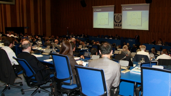 previous International Conference on Management of Spent Fuel from Nuclear Power Reactors, 2010