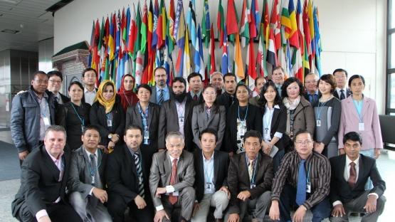 TCAP group fellowship