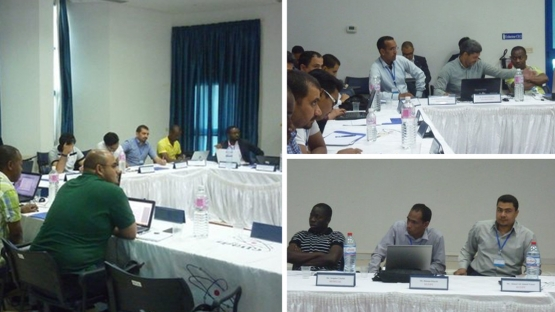 Tunisia nuclear regulators training course