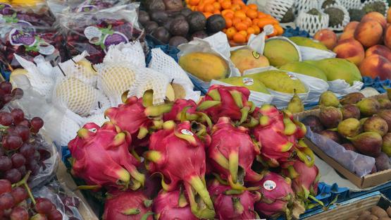 Fruit in Viet Nam