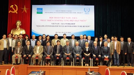 INIR follow-up mission to Viet Nam, Hanoi, 14 November 2014