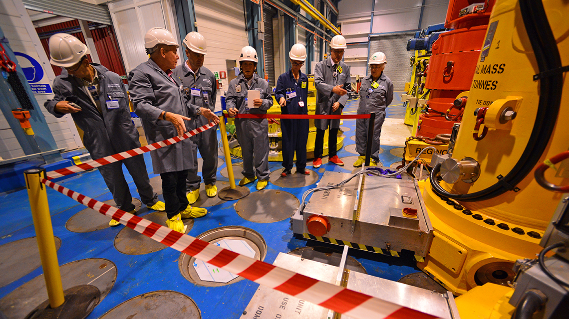 Nuclear Safety: Officials Convene to Promote Global Good Practices